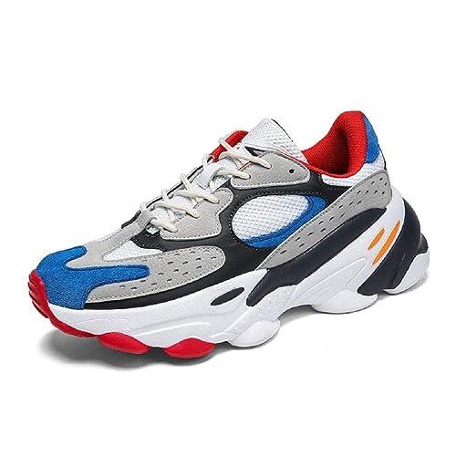 LMGSX Zapatillas Baloncesto,Zapatos De Baloncesto Suaves Y ...