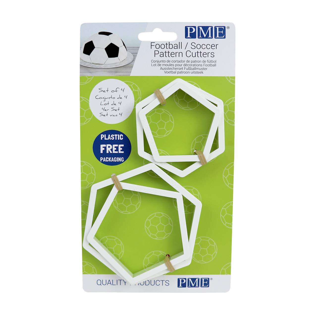 PME FB49 - Cortadores de balón de fútbol, plástico de grado ...