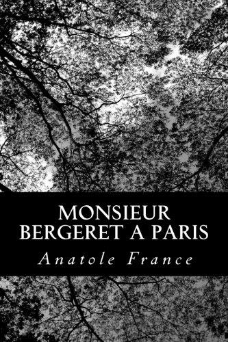 Monsieur Bergeret A Paris French Edition [Pdf/ePub] eBook