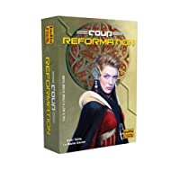 Indie Board & Card IBCCOUR2 Coup Reformation (an expansion)