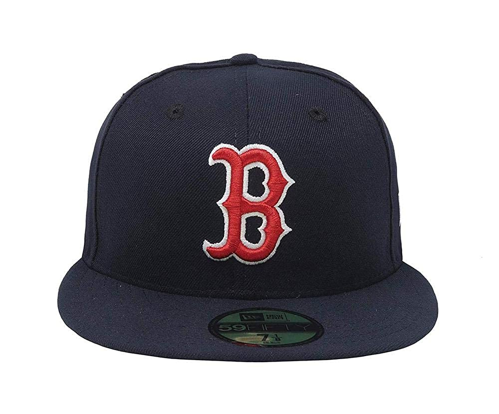super popular c870b a511a Amazon.com  New Era 59FIFTY Boston Red Sox MLB 2017 Authentic Collection On  Field Game Fitted Cap  Clothing