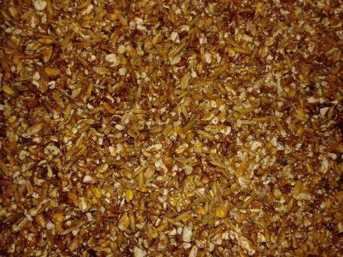 10lb Moonshine Mash Beer Recipe Kit Sweetfeed makes 12 gallon wash (Whiskey Wheat)