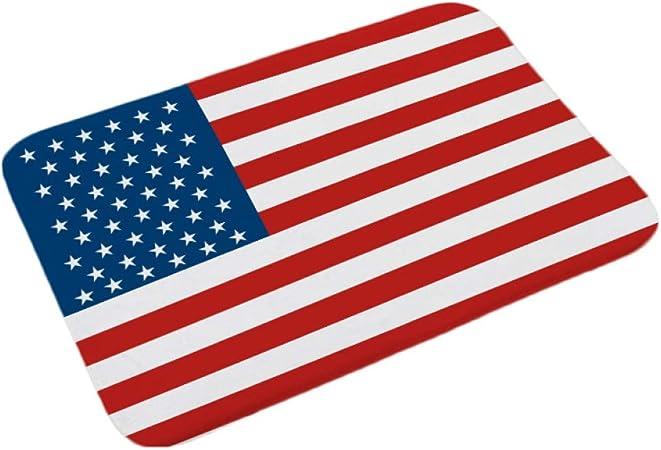AUXING Alfombra De La Bandera Nacional Mi Palabra Estrellas Y Rayas España España Argentina Inglaterra Alemania Alfombra del Piso40 * 60cm: Amazon.es: Hogar
