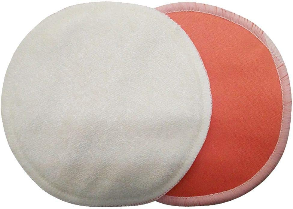 Beaums Organic Bamboo Superfine Fiber Washable Reusable Nursing Pads Nursing Pads for After Childbirth Mother