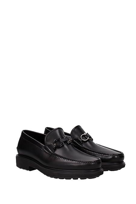 Mocasines Salvatore Ferragamo Hombre - (GOTHAM0642907) 39.5 EU: Amazon.es: Zapatos y complementos