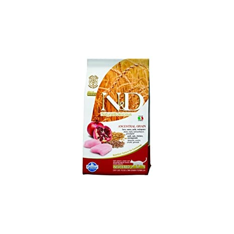 FARMINA N & D Gato Ancestral Neutered Pollo/Granada kg.