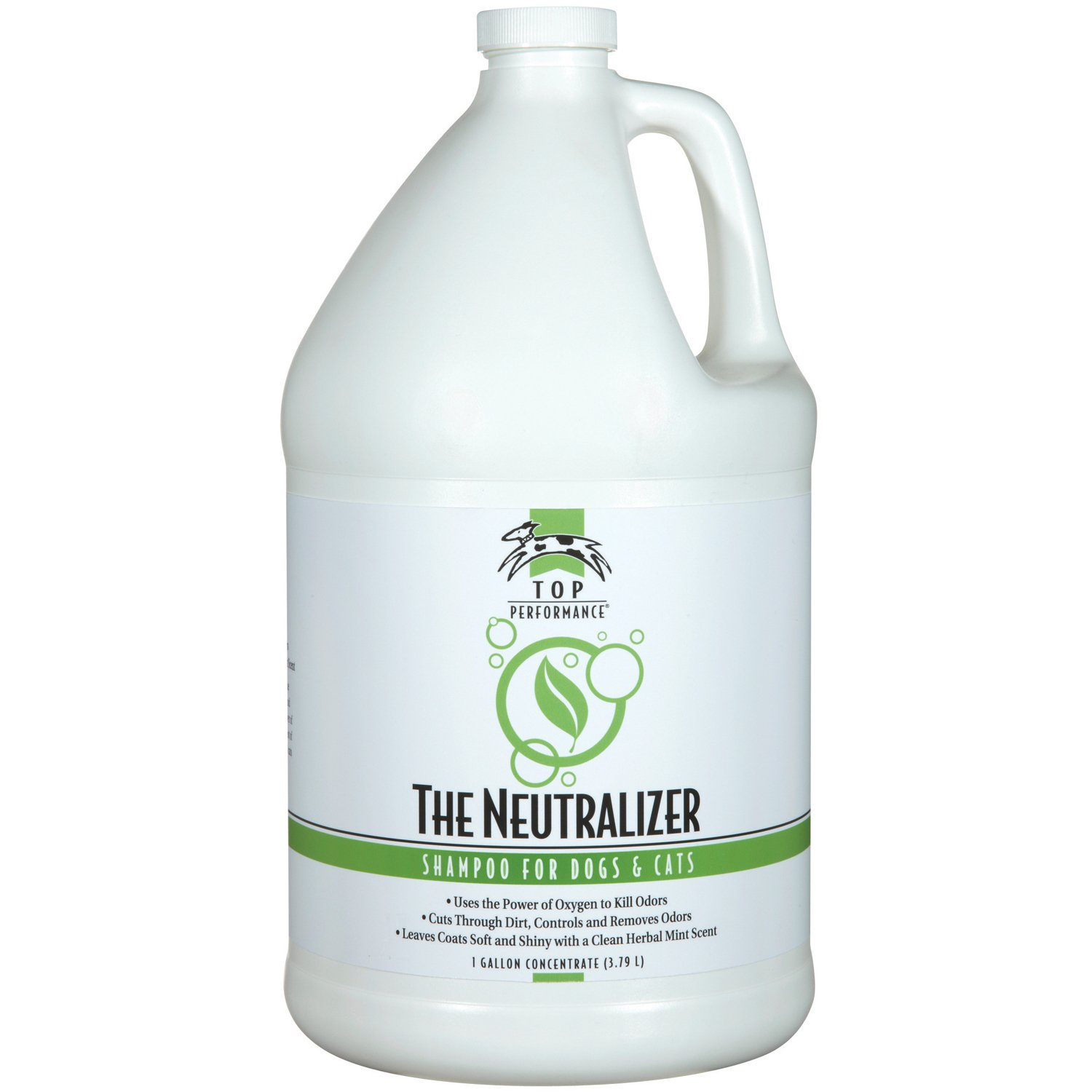 Top Performance The Neutralizer Dog and Cat Shampoo, 1-Gallon by Top Performance