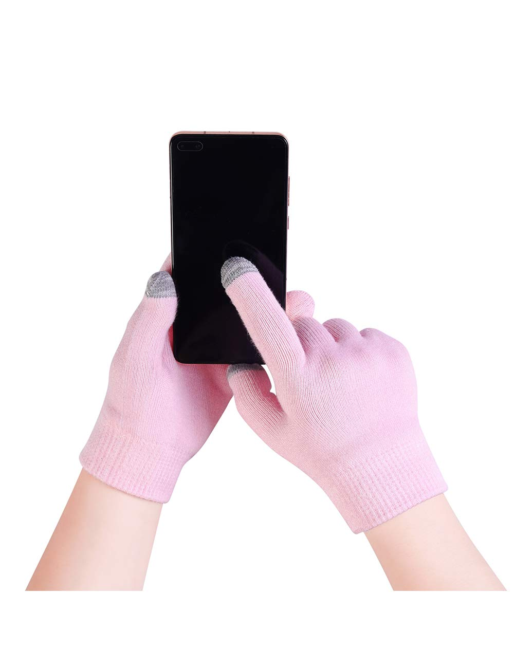 Donfri Gel Moisturizing Gloves Day Night Instantly Repair Eczema Dry Rough and Cracked Hands Sleeping Gloves Spa Gloves with Touchscreen (Full finger with touch screen) : Beauty