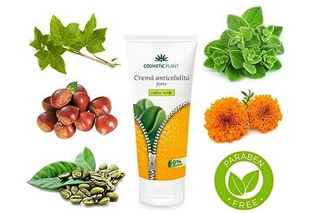 Natural Anti Celulitis y adelgazamiento crema - Piel Apriete ...