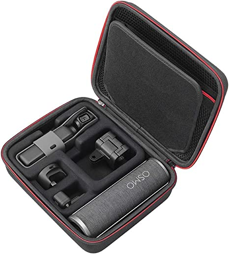 RLSOCO Estuche para dji Osmo Pocket Camara & Osmo Pocket Accesorio-para FIMI Palm Estabilizador Gimbal de Bolsillo con cámara Inteligente 4K: Amazon.es: Electrónica