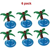 Amazon.com: Aytai 10pcs Inflatable Drink Pool Floats - 1pc ...
