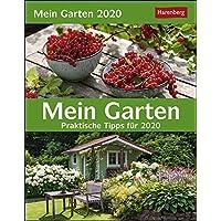Mein Garten 2020 12,5x16cm