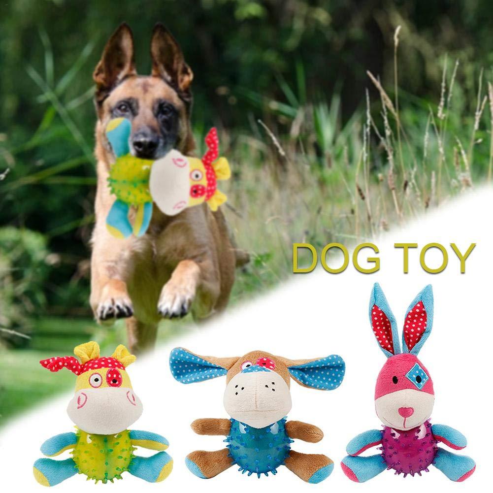 Resistant Pet Toy Pl/üsch Hundespielzeug Beatie Hundekauen Spielzeug Cute TRP New Bite