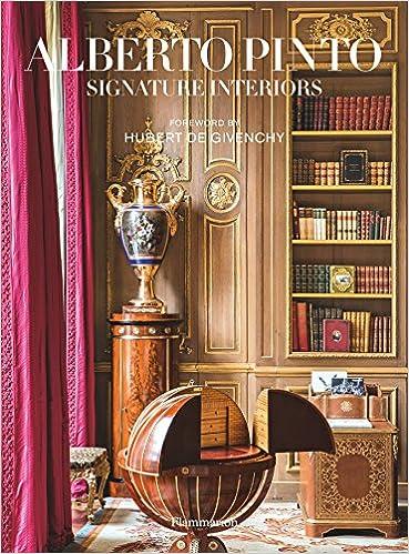 Alberto Pinto: Signature Interiors: Amazon.de: Anne Bony, Hubert de ...