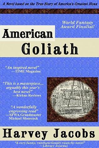 book cover of American Goliath