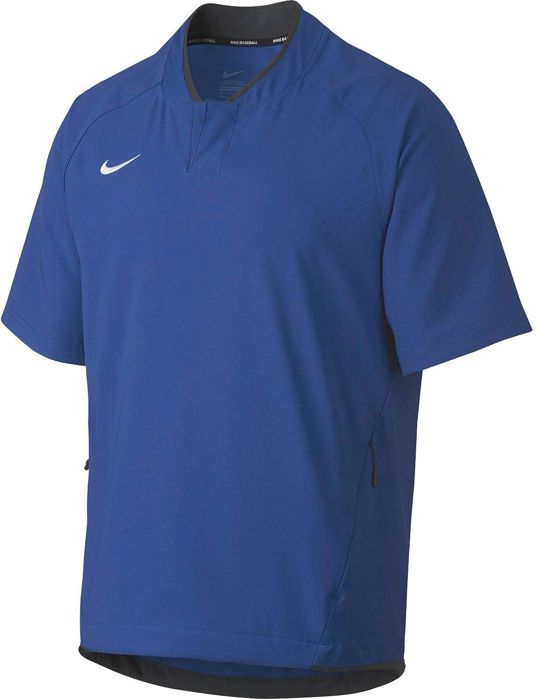 Nike Mens Hot Baseball Jacket