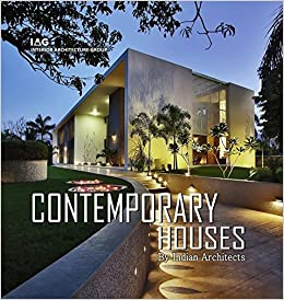 Buy Contemporary Houses By Indian Architects Book Online at Low ...
