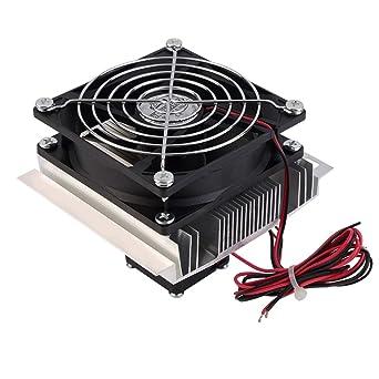 Juego de disipador térmico del sistema de ventilador del enfriador ...