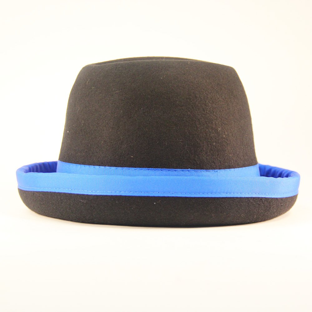 Play ''The Tumbler'' Manipulation Hat for Juggling - Black with Blue - Size 58 by Play (Image #1)