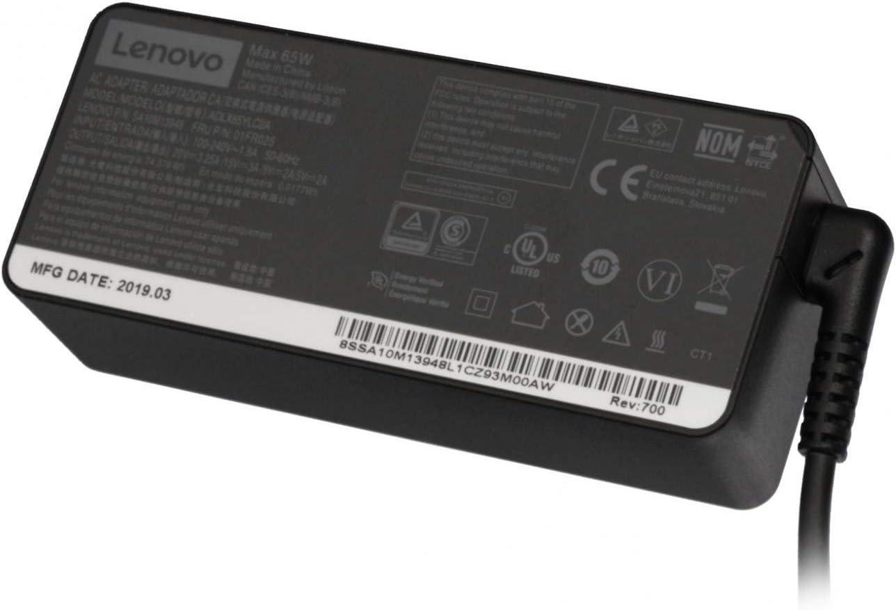 Lenovo Cargador/Adaptador Original ThinkPad T480s (20L7/20L8) Serie: Amazon.es: Electrónica