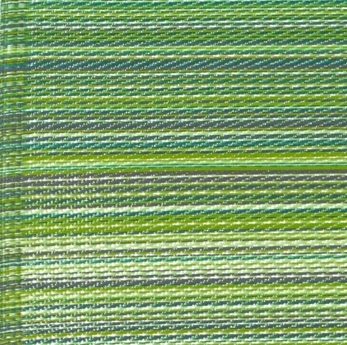 150cm x 240cm Vert Tapis ext/érieur Cancun Fab Hab Int/érieur