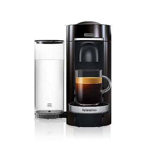 DeLonghi Nespresso Vertuo ENV 155.B - Cafetera (Independiente ...