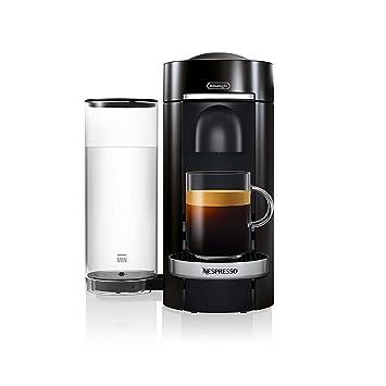 DeLonghi Nespresso Vertuo ENV 155.B - Cafetera (Independiente, Máquina de café en cápsulas, 1,7 L, Cápsula de café, 1260 W, Negro): Amazon.es: Hogar