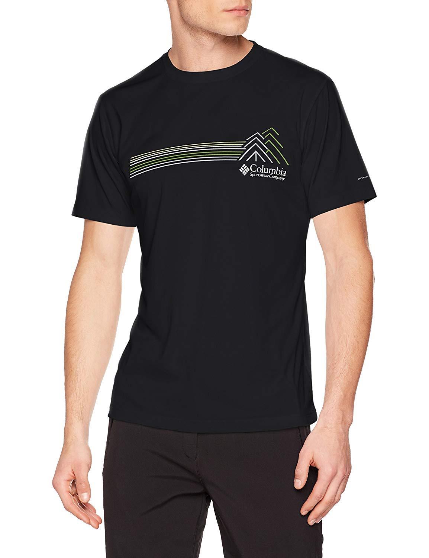 Columbia Herren Zero Rules T Shirt