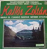 Zoltan Kallos Transylvanian and Csango H