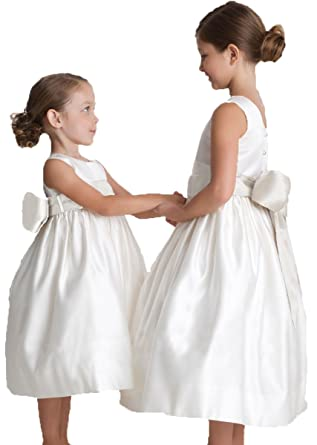 644f1c840f1 Amazon.com  US Angels 702 Flower Girl or Communion Dress (2T)  Clothing