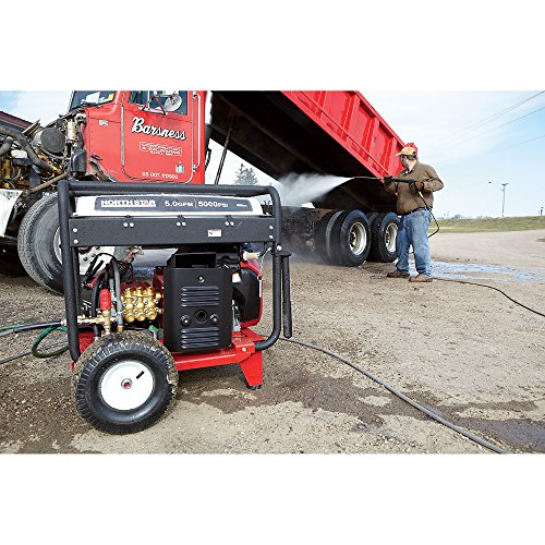 Northstar Gas Cold Water Pressure Washer 5000 Psi 5 0
