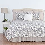Aurelia Full/Queen 3 Piece Quilt Set