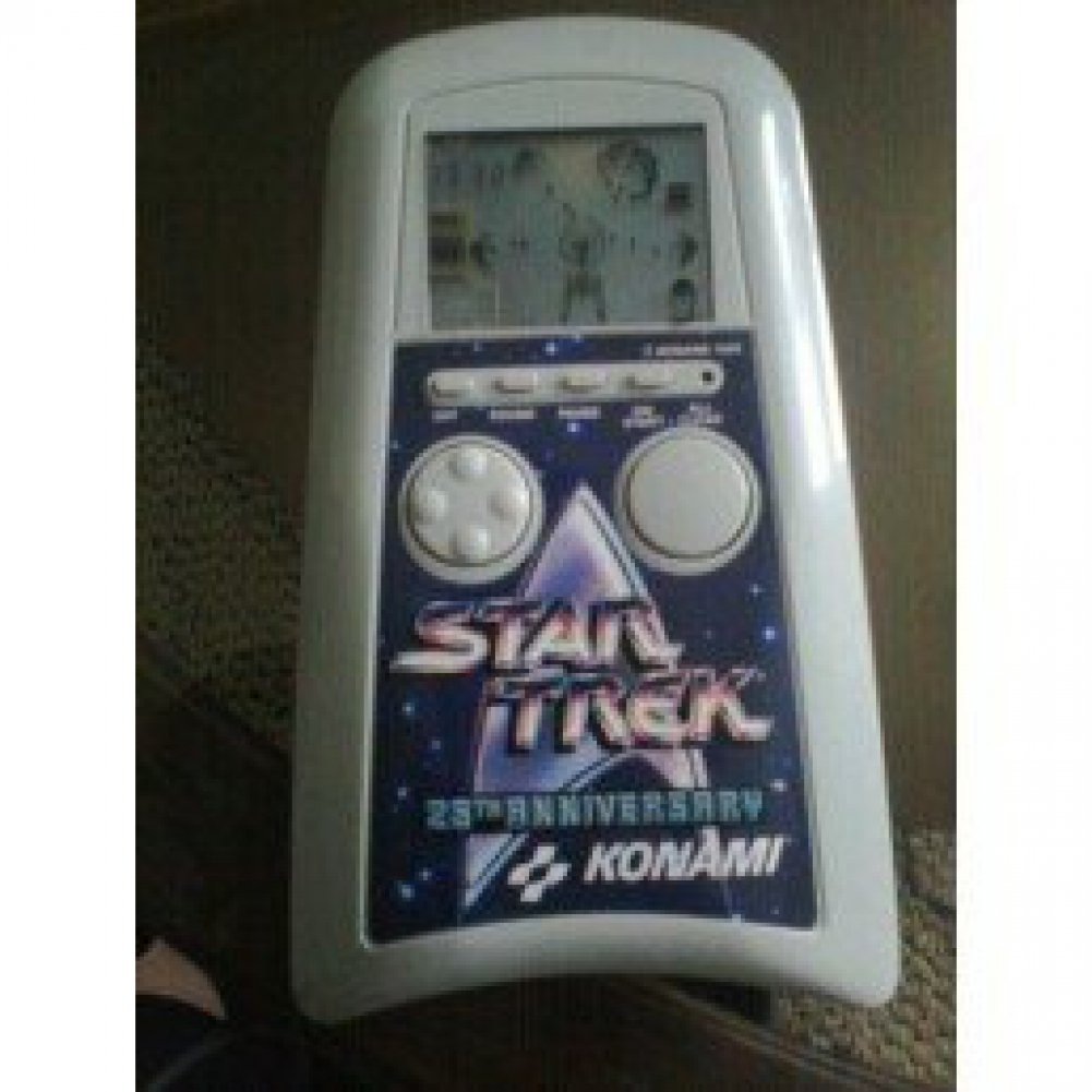数量限定価格!! Star Trek an LCD Konami Talking Handheld Electronic Game 1991 B004SUP0TE, ピックアップマート 0ce14fee