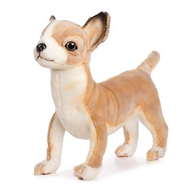 HANSA Chihuahua Puppy Plush: Toys & Games