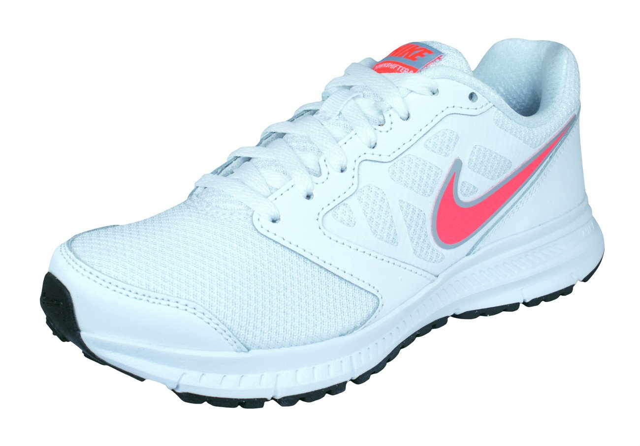 low priced 5d864 fde45 Galleon - NIKE Downshifter 6 Womens Running Sneakers Shoes-White-9