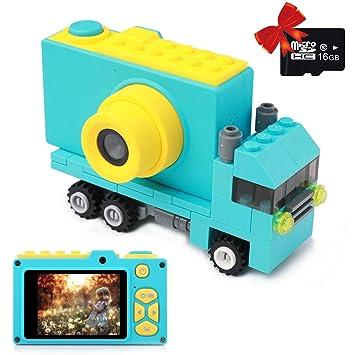 Amazon.com: MAGENDARA - Cámara digital para niños con ...