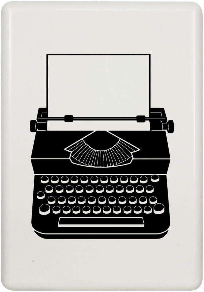 Azeeda 'Typewriter' Fridge Magnet (FM00001440)