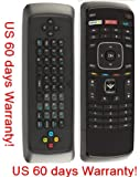 New Remote XRV1D3 XRT301 for Class Theater 3DTM LCD HDTV with VIZIO Internet Apps work with VIZIO E3D470VX E3D420VX E3D320VX