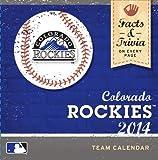 Turner - Perfect Timing 2014 Colorado Rockies Box Calendar (8051235)