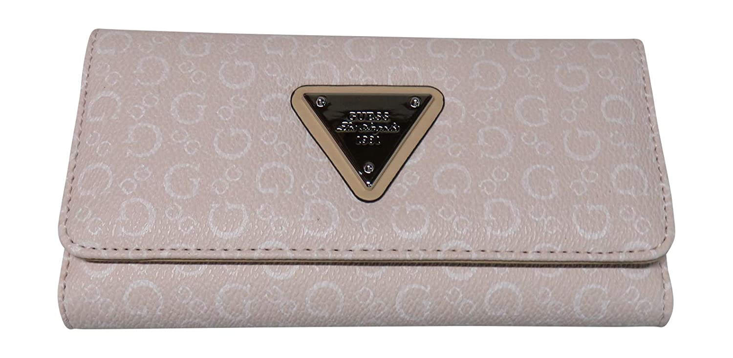 GUESS Womens Wallet Burbank SLG Blush Pink