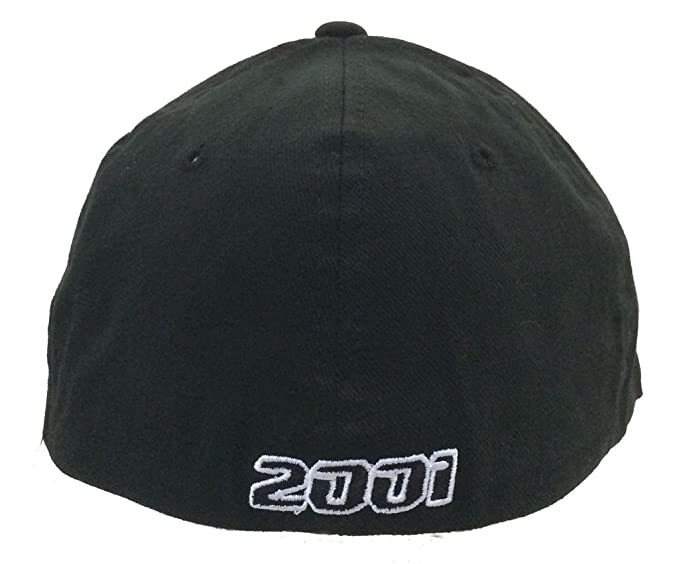 Amazon.com  Limp Bizkit 2001 Embroidered Black Baseball Hat Cap (L XL)   Clothing 859b42987ecb