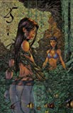 img - for Witchblade 25 (Gold Speckle Aspen Variant) (1995-Current) book / textbook / text book