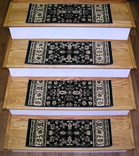 148709   Rug Depot Premium Carpet Stair Treads   26u0027u0027 X 9u0027u0027