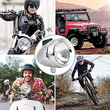Motorized Bike Friction generator Tail//Headlight Kit 12V 6W fits for Tricycle