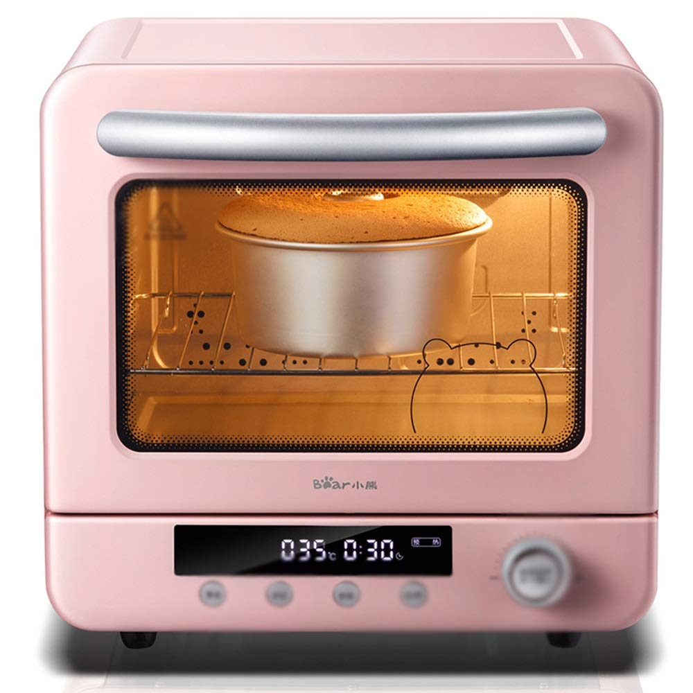 PANGU-ZC ミニオーブンとグリル電気オーブン熱風オーブン家庭用電子レンジオーブン小型オーブンケーキオーブンコンロミニオーブン皿 -オーブン 5863 B07SMQHGW6
