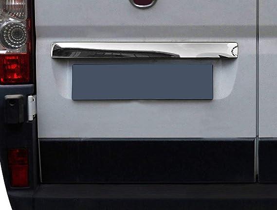 Heckklappendeckel Aus Verchromten Edelstahl Kofferraumdeckel Auto