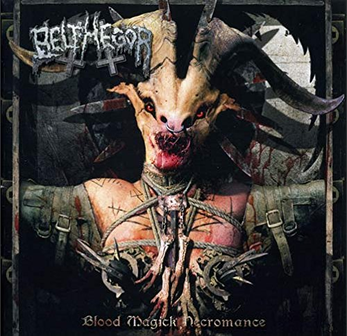 CD : Belphegor - Blood Magick Necromance (CD)
