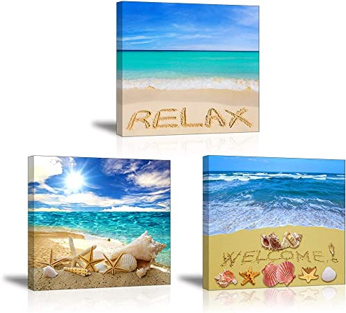 WATER RIPPLES SEA OCEAN Art Print Poster Relaxing Relaxation Pictures Wall Decor