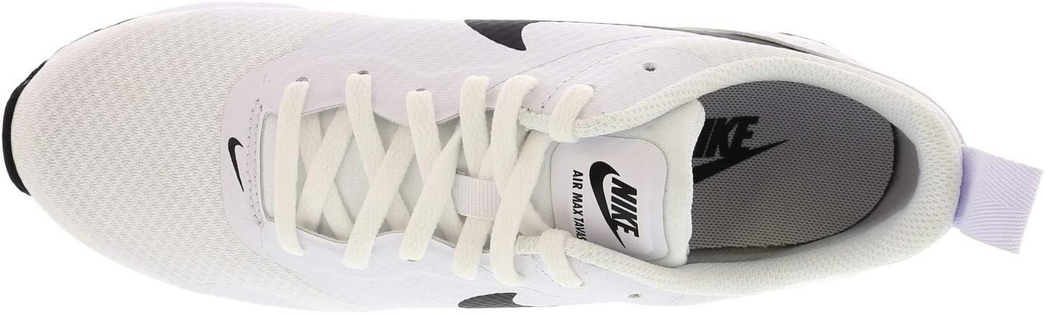 NIKE Women's Air Max Tavas WhiteBlack Ankle High Running