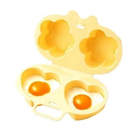 Interbusiness escalfador de huevos para microondas huevo ...